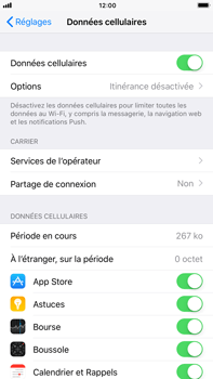 Apple iPhone 7 Plus - iOS 11 - MMS - Configuration manuelle - Étape 5