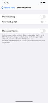 Apple iPhone 11 - iOS 14 - Netzwerk - So aktivieren Sie eine 4G-Verbindung - Schritt 5
