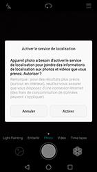 Huawei Nova - Photos, vidéos, musique - Prendre une photo - Étape 3