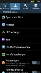 Samsung Galaxy S4 Active - Anrufe - Rufumleitungen setzen und löschen - 5 / 12