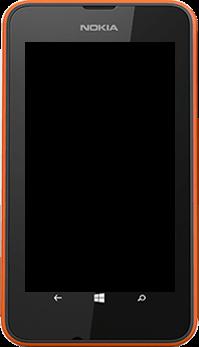 Nokia Lumia 530 - Premiers pas - Découvrir les touches principales - Étape 2