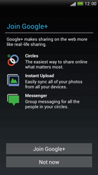 HTC One S - Applications - Setting up the application store - Step 11