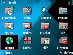 Nokia E71 - Internet - Manuelle Konfiguration - 18 / 29