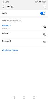 Huawei Mate 20 - Wifi - configuration manuelle - Étape 7
