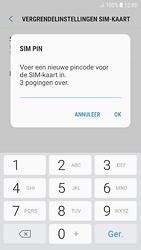 Samsung galaxy-s7-android-oreo - Beveiliging en ouderlijk toezicht - Hoe wijzig ik mijn SIM PIN-code - Stap 9