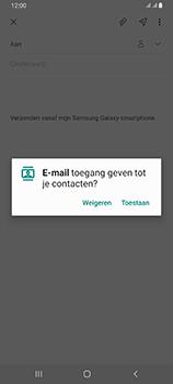 Samsung galaxy-a80-dual-sim-sm-a805fz - E-mail - Hoe te versturen - Stap 6