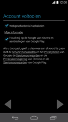 Huawei Ascend P6 LTE - apps - account instellen - stap 17