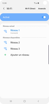 Samsung Galaxy S10 - WiFi - Configuration du WiFi - Étape 9
