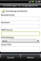 HTC A510e Wildfire S - E-Mail - Konto einrichten - Schritt 13