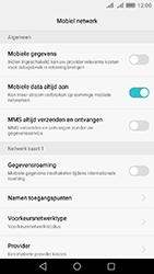 Huawei Y6 II - internet - data uitzetten - stap 6