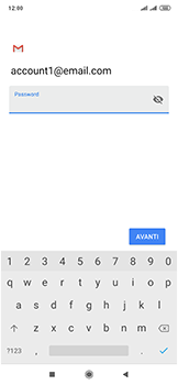 Xiaomi Mi Mix 3 5G - E-mail - configurazione manuale - Fase 12