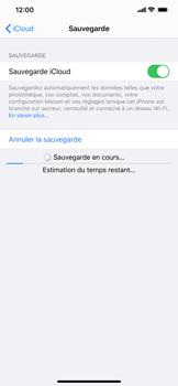 Apple iPhone 11 - Données - créer une sauvegarde avec votre compte - Étape 13