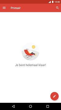 Nokia 6 (2018) - E-mail - Handmatig instellen (gmail) - Stap 13