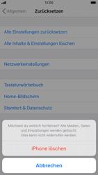 Apple iPhone 6s - iOS 13 - Gerät - Zurücksetzen auf die Werkseinstellungen - Schritt 7