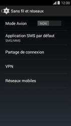 Bouygues Telecom Ultym 5 II - Internet et connexion - Utiliser le mode modem par USB - Étape 5