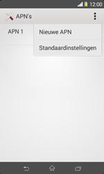 Sony D2005 Xperia E1 - internet - handmatig instellen - stap 9