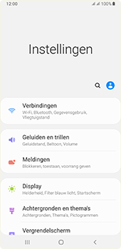 Samsung galaxy-a7-dual-sim-sm-a750fn-android-pie - WiFi - Mobiele hotspot instellen - Stap 4