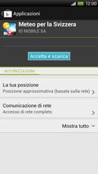 HTC One X - Applicazioni - Installazione delle applicazioni - Fase 16