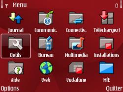 Nokia E63 - Internet - Configuration manuelle - Étape 3