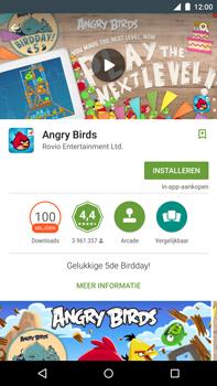 Motorola Nexus 6 - apps - app store gebruiken - stap 17