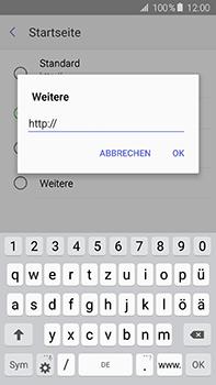 Samsung Galaxy A8 - Internet und Datenroaming - Manuelle Konfiguration - Schritt 26