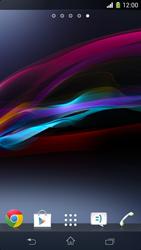 Sony Xperia Z1 Compact - Startanleitung - Installieren von Widgets und Apps auf der Startseite - Schritt 10