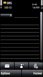 Nokia 5800 Xpress Music - MMS - envoi d'images - Étape 4