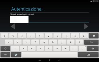 Sony Xperia Tablet Z2 LTE - Applicazioni - Configurazione del negozio applicazioni - Fase 19