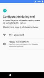 Sony Xperia XZ1 - Premiers pas - Configuration de l