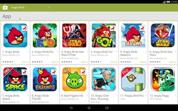 Sony Xperia Tablet Z2 LTE - Applicazioni - Installazione delle applicazioni - Fase 16