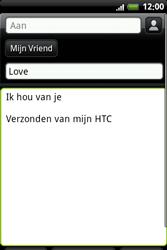HTC A6363 Legend - e-mail - hoe te versturen - stap 9