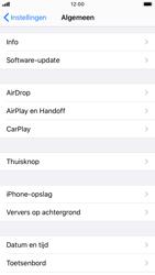 Apple iPhone SE (2020) - apps - apps afsluiten - stap 6