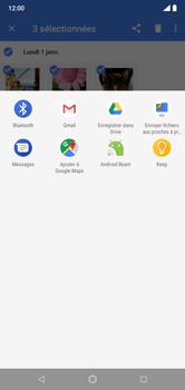 Nokia 7.1 - Photos, vidéos, musique - Envoyer une photo via Bluetooth - Étape 10