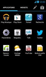 Bouygues Telecom Bs 401 - Applications - Télécharger une application - Étape 3