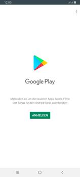 Samsung Galaxy A80 - Apps - Konto anlegen und einrichten - Schritt 4