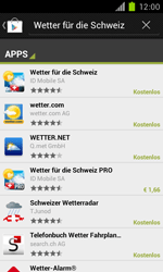 Samsung Galaxy S II - Apps - Installieren von Apps - Schritt 13
