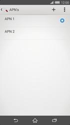 Sony Xperia Z2 (D6503) - MMS - Handmatig instellen - Stap 16
