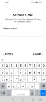 Huawei P Smart 2021 - Applications - Créer un compte - Étape 14