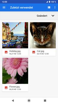 Sony Xperia XZ2 Premium - Android Pie - MMS - Erstellen und senden - Schritt 16