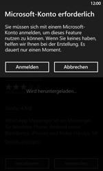Nokia Lumia 820 LTE - Apps - Konto anlegen und einrichten - Schritt 9