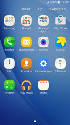 Samsung J510 Galaxy J5 (2016) - E-Mail - Konto einrichten (outlook) - Schritt 3