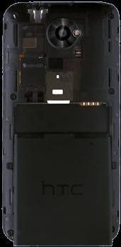 HTC Desire 601 - SIM-Karte - Einlegen - Schritt 8