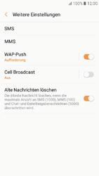 Samsung Galaxy A3 (2017) - SMS - Manuelle Konfiguration - Schritt 7
