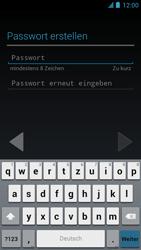 Alcatel One Touch Idol - Apps - Einrichten des App Stores - Schritt 10