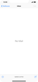 Apple iPhone XR - Email - Sending an email message - Step 3
