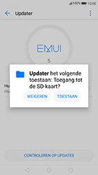 Huawei P8 Lite (2017) - software - update installeren zonder pc - stap 4