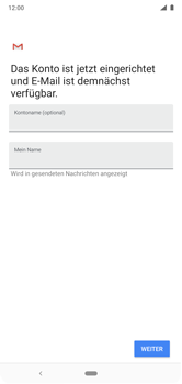 Nokia 6.1 Plus - E-Mail - Konto einrichten (outlook) - 11 / 17