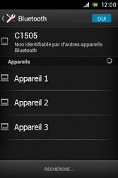 Sony C1505 Xperia E - Bluetooth - connexion Bluetooth - Étape 8