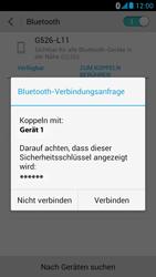 Huawei Ascend G526 - Bluetooth - Geräte koppeln - 9 / 11