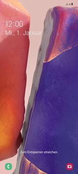 Samsung Galaxy Note 20 5G - Internet und Datenroaming - Manuelle Konfiguration - Schritt 39